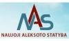 Naujoji Aleksoto statyba, UAB logotipas