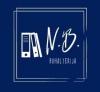 """MB """"NB Buhalterija"""" logotipas"""