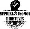 Nepriklausomos dirbtuvės, MB logotipas