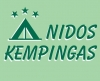 Nidos Kempingas, UAB logotipas