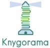 """VšĮ """"Knygorama"""" logotipas"""