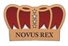 """UAB """"NOVUS REX"""" logotype"""