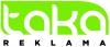 Takareklama, UAB logotipas