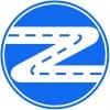 Nutsubidze vairavimo mokykla, IĮ logotipo