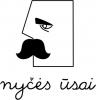 Nyčės ūsai, MB logotype