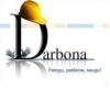 DARBONA, IĮ logotipo