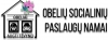 Obelių socialinių paslaugų namai logotipas