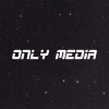 ONLY MEDIA PROJECTS, MB logotipas