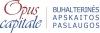 Opus capitale, UAB logotipas