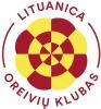 """Oreivių klubas """"Lituanica"""" logotipas"""