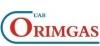 Orimgas, UAB logotipas