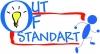 Out of standart, asociacija logotipas
