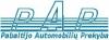 Pabaltijo automobilių prekyba, UAB logotipas
