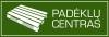 Padėklų centras, UAB logotype