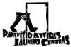 Panevėžio atviras jaunimo centras logotipas
