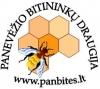 Panevėžio bitininkų draugija logotipas