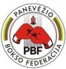 Panevėžio miesto bokso federacija logotype