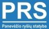 Panevėžio ryšių statyba, UAB логотип