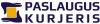 Paslaugus kurjeris, UAB logotype