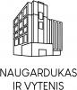 """Pastato savininkų bendrija """"Naugardukas ir Vytenis"""" логотип"""