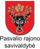 Pasvalio rajono savivaldybės administracija logotyp