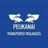 Pelikanų transportas, UAB logotipas