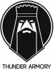 Perkūno ginklinė, UAB logotipas