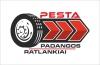 Pesta, MB logotipas