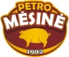 """UAB """"Petro mėsinė"""" logotipas"""