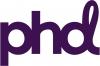 PHD, UAB logotipas