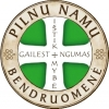 Pilnų Namų Bendruomenė logotipas