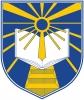 """Vilkaviškio r. Pilviškių """"Santakos"""" gimnazija logotipas"""