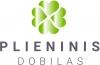 Plieninis dobilas, MB логотип