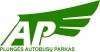 Plungės autobusų parkas, UAB logotyp