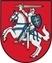 Policijos departamentas prie LR VRM logotipas