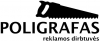 Poligrafas, UAB logotipas