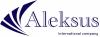 Aleksus, UAB logotipas