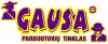 Prekių gausa, UAB logotipas