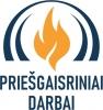 Priešgaisriniai darbai, UAB logotype