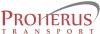 Proherus transportas, UAB logotype