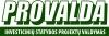 Provalda, UAB logotipas