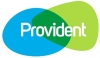 "Provident Polska S.A. filialas ""Provident Finansai"" logotipas"