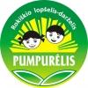 """Rokiškio lopšelis-darželis """"Pumpurėlis"""" logotype"""