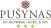 """Druskininkų viešbutis """"Pušynas"""", UAB logotipas"""