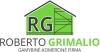 R. Grimalio gamybinė-komercinė firma logotipas