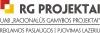 Racionalūs gamybos projektai, UAB logotipas