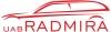 Radmira, UAB logotipas