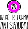 Raidė ir forma, UAB логотип