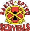 Raktų ir spynų servisas, MB logotype
