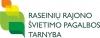 Raseinių rajono švietimo pagalbos tarnyba логотип